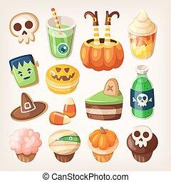 treats., halloween