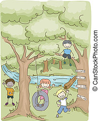 Tree Adventure