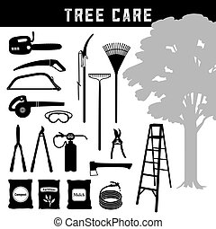 Tree Care, Do it Yourself maintenance tools and supplies for...