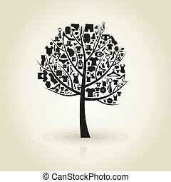 Tree clothes