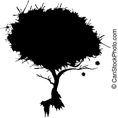 tree grunge