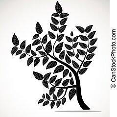 tree illustration