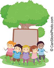 Tree Kids