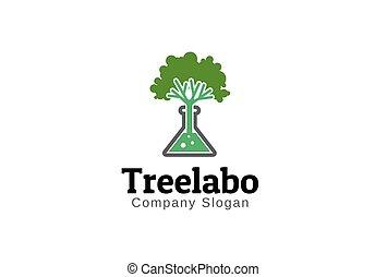 Tree Labo Design Illustration