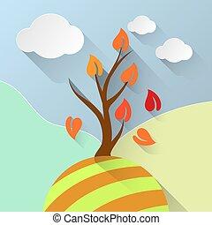 tree leaf info