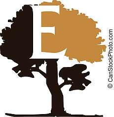 Tree Letter E