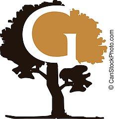 Tree Letter G