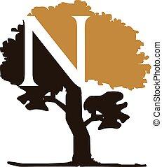 Tree Letter N