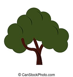 Tree nature symbol