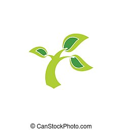 tree simple blow by the wind logo