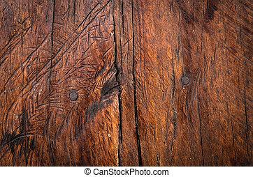 Tree stump background texture