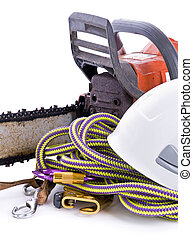 tree surgeon tools