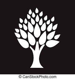 Tree symbol icon