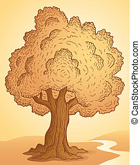 Tree theme image 3