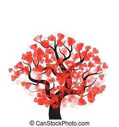 Tree Valentines Day
