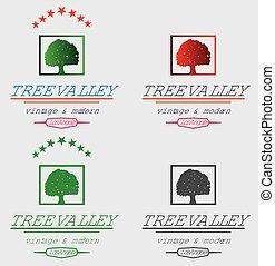 Tree Valley Logo
