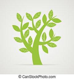 tree vector ,Illustration eps 10