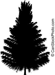 Tree (vector) - Tree made in vector
