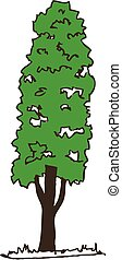 trees with leaves icon sign design
