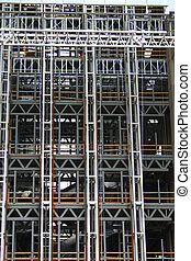 treillis, construction