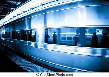 trein, forens