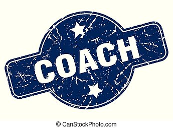 treinador, sinal