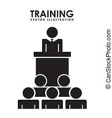 treinamento, desenho