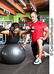 treinamento pessoal