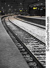treinpost
