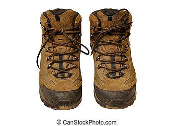 trekking, sko