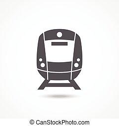 trem, ícone