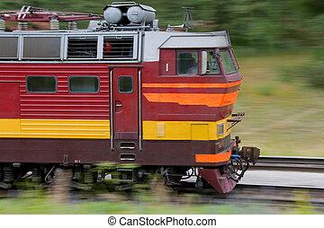 trem alta velocidade