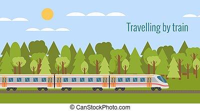 trem ferrovia