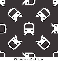 trem, padrão