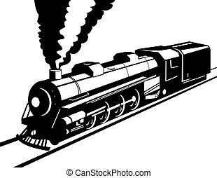 trem vapor