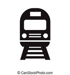 trem, vetorial