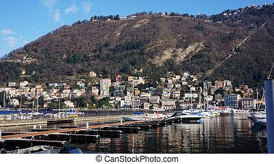 Tremezzo, Lake Como, Lombardy, Italy,