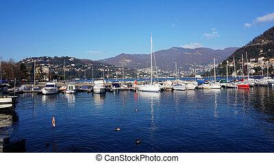 Tremezzo, Lake Como, Lombardy, Italy