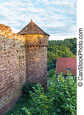 Trendelburg fortress, Germany - One of Germany's...