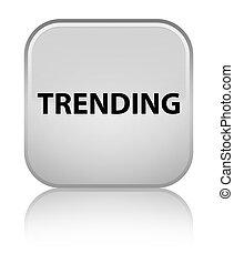 Trending special white square button
