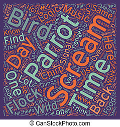 Trends for a Not so new Millennium text background wordcloud concept