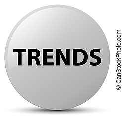 Trends white round button