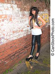 Trendy Asian Girl
