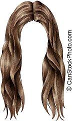 Trendy Female Long Hairs