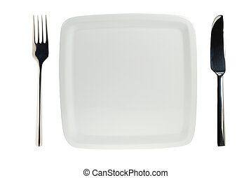 isolated white plate - trendy isolated white plate with ...