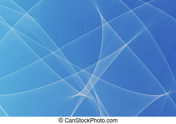 Trendy Luminescent Backdrop Wallpaper With Colored Gradients