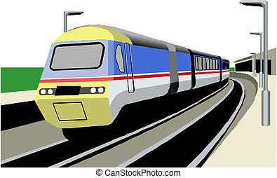treno espresso