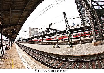 treno, scompartimento