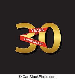 trenta, anni, anniversario