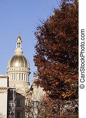 Trenton - State Capitol Building